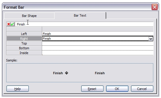 5 Tips for Formatting Text on a Gantt Chart