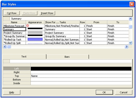 Creating Milestone Reports in Microsoft Project