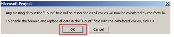 Ask the Experts: Counting Task Occurrences with Microsoft Project