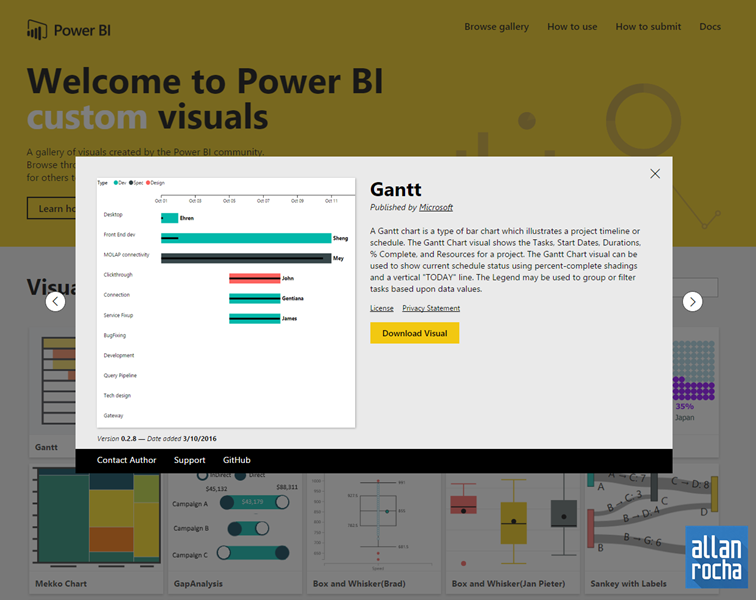 How To Create An Amazing Gantt Chart In Power Bi